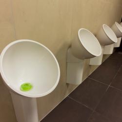 Urinoir sans eau Key-One® (complet)