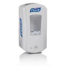 Distributeur automatique PURELL LTX 1200ml blanc