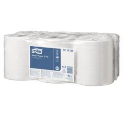 Tork Papier Basic 2 plis à dévidage central