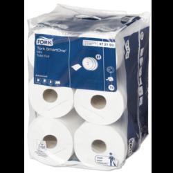 Papier toilette rouleau Mini Tork SmartOne®